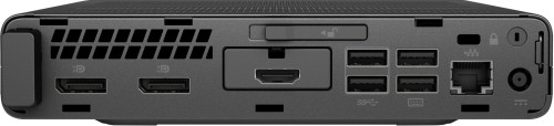 HP Elitedesk 800 G3 Mini Intel Core i5 7500T Quadcore, 8GB RAM, 256GB SSD, Win10 Pro, 3x Displayport